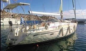 Charter 46' Bavaria Cruising Monohull in Kavala, Greece