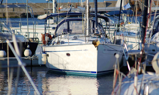 Charter 40' Bavaria Cruiser Cruising Monohull In Kavala, Greece