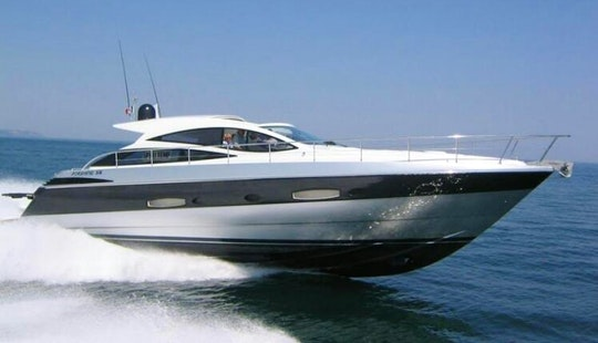 Persihng 56' Power Mega Yacht In Cartagena, Colombia