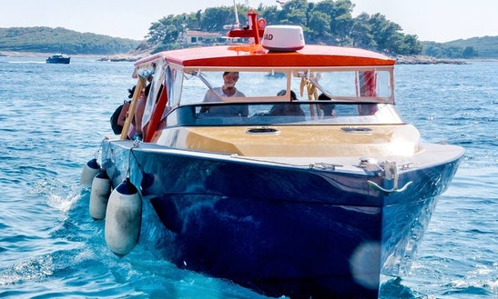Private Speedboat Tour For 12 In Split, Croatia