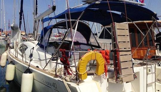 40' Oceanis Cruising Monohull