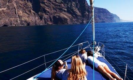 Charter 45' Bavaria Cruising Monohull in Santiago del Teide, Canarias