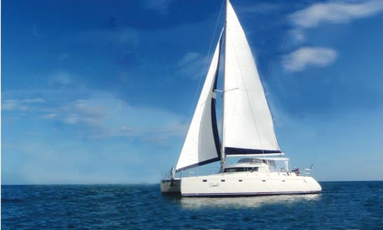 Sail And Relax On A Cruising Catamaran Rental In Trapani, Italy