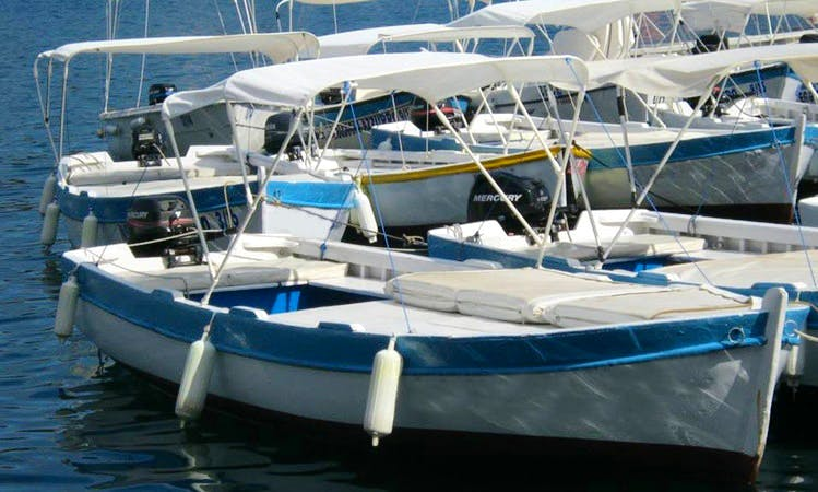 Charter a Dinghy in Ponza, Italy