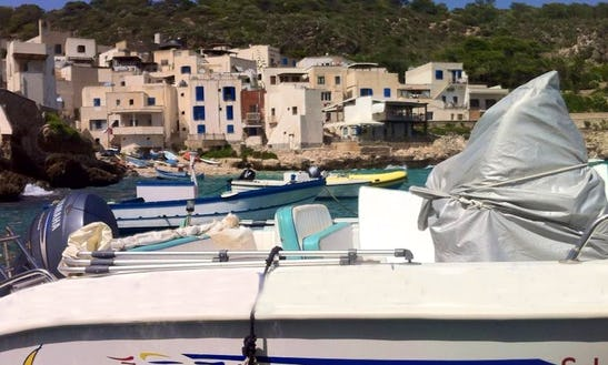 Private Excursion For 5 People To Levanzo And Favignana In Italy