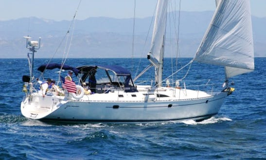 Charter Sun Odyssey 45.2 Sailing Yacht In Italy