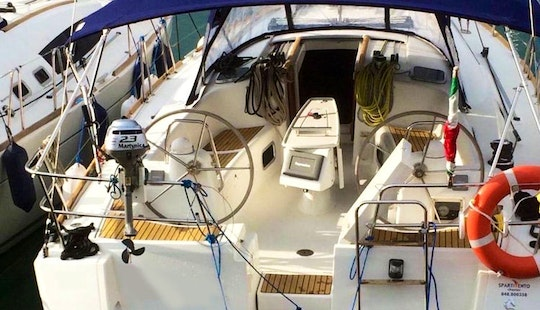 Sailing Yacht Charter Oceanis 43