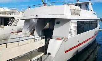"""""""M / N Neptunus""""  Motorboat Trips in Alghero"""