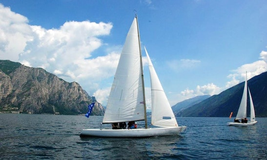 Rent 36' Racing Yacht In Malcesine, Italy