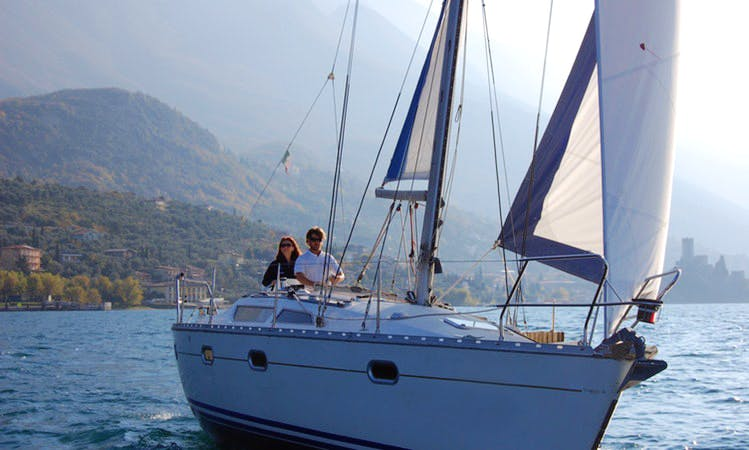 Cruising Sailing Monohull in Italy