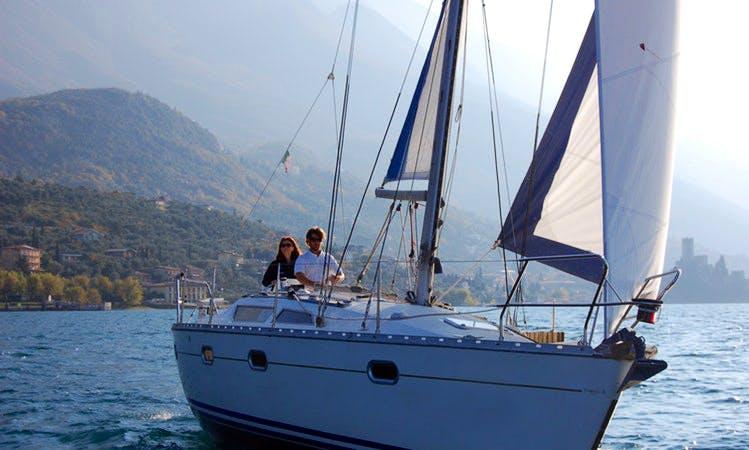 Sun Odyssey 33 Cruising Monohull Charter for 6 People in Caldiero, Italy