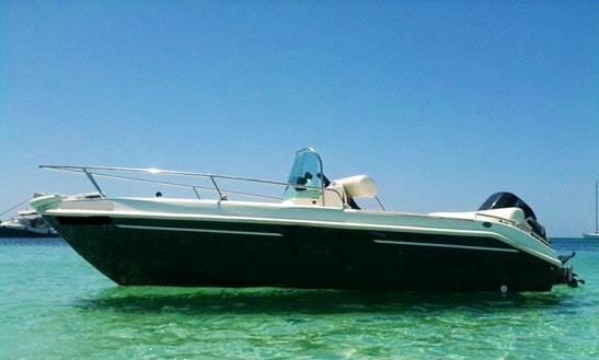 Rent 19' Marinello Center Console In Marciana Marina, Italy