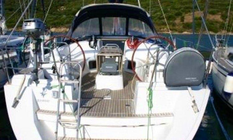 Sail in style on the Sun Odyssey 44i cruising monohull- Alcor