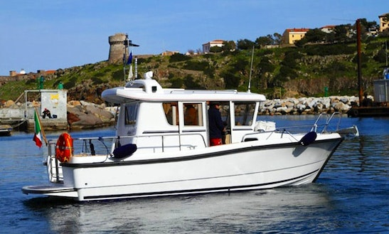 Motor Yacht Charter In Italy