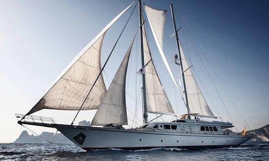Charter 147' Schooner In Eivissa, Spain