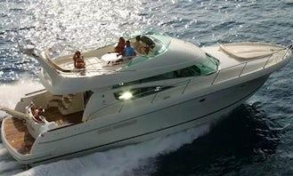 Charter 48' Jeanneau Prestige 46 Fly - Victoria Motor Yacht in Kotor, Montenegro