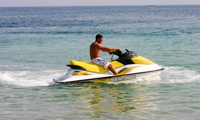 Rent a Jet Ski in Skiathos, Greece