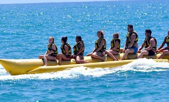 Tubing Adventure In Antalya, Turkey