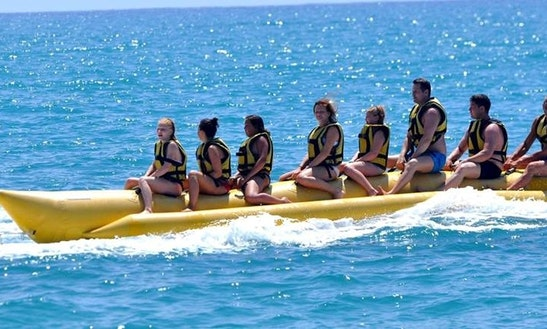 Tubing Adventure In Antalya, Turkey