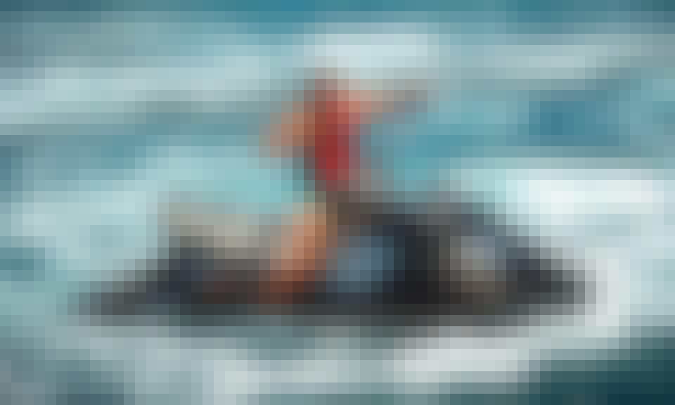 Rent a 2017 Yamaha Jet Ski in Antalya, Turkey