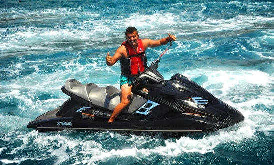 Rent A Jet Ski In Antalya, Turkey