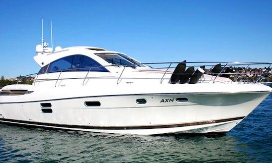 Charter Prestige 50s Motor Yacht In Villagonia, Italy