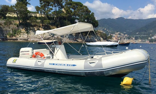 Rent Gommone Cherokee Rigid Inflatable Boat In Villagonia, Italy