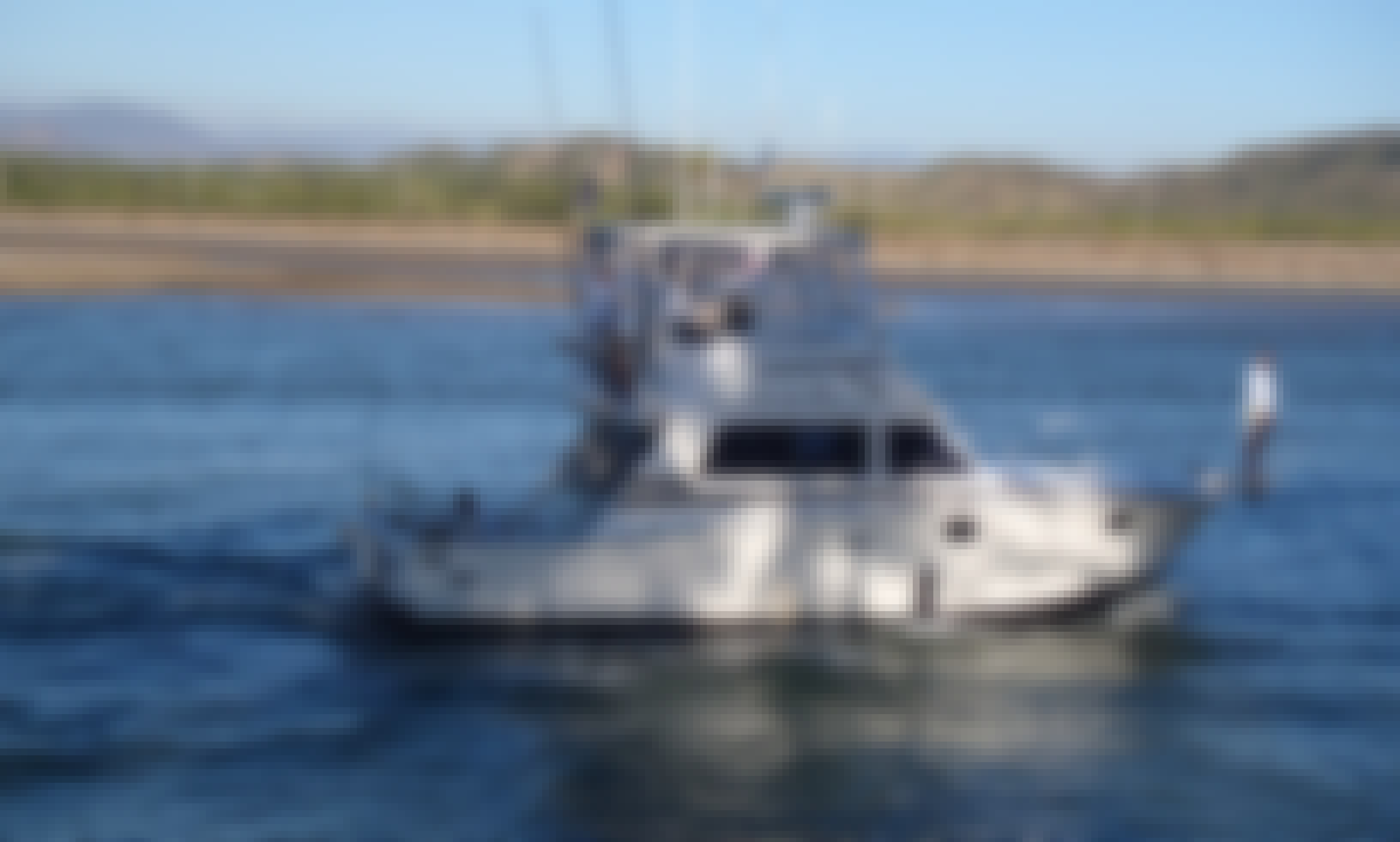 Great Fishing charter in Puerto Vallarta for $125 an hour