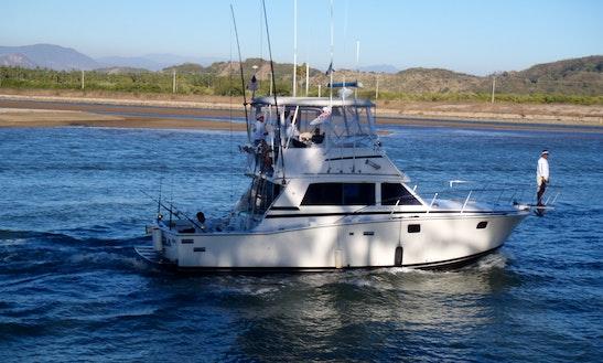 Inboard Propulsion Fishing Charter In Puerto Vallarta