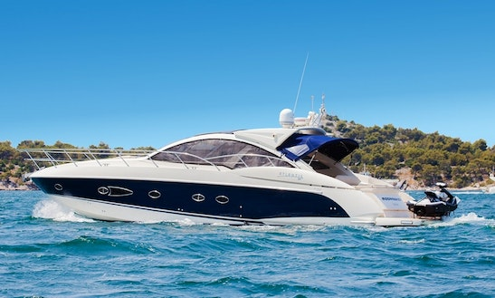 Charter 56' Azimut Atlantis - Moonraker Power Mega Yacht In Šibenik, Croatia