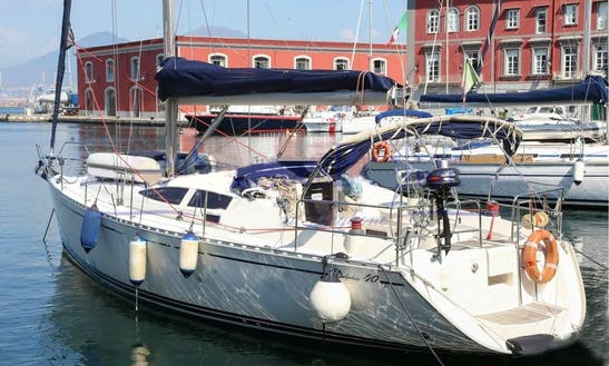 Sailing Charter On 41' Delphia  Cruising Monohull  In Napoli, Spain