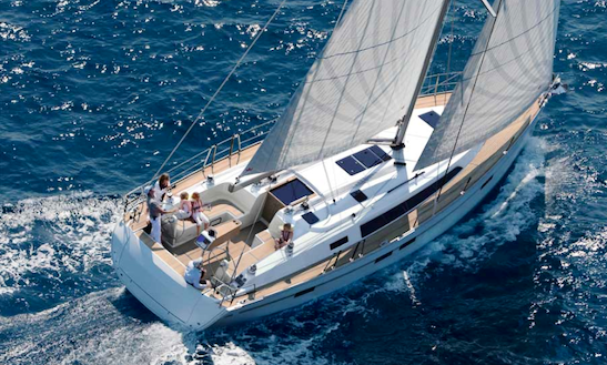 Unforgettable Sailing Charter On 46' Bavaria Cruiser Cruising Monohull In Zadar, Croatia
