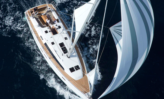 Sailing Charter On 46' Bavaria Cruiser Sailing Yacht In Zadar, Croatia