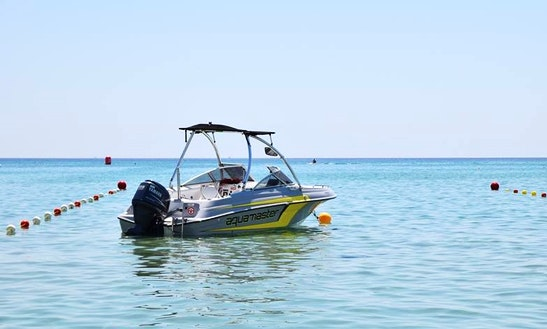Charter A Bowrider In Chalkidiki, Greece