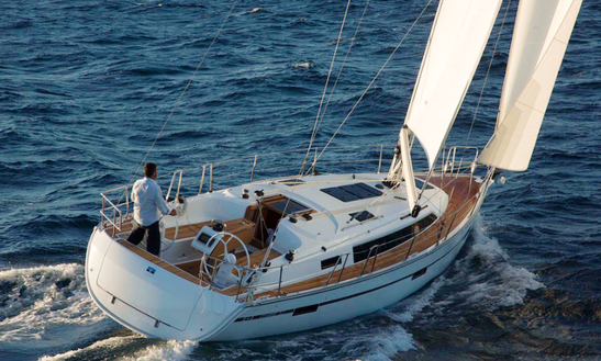 Captained Charter On 37' Bavaria Cruiser Cruising Monohull In Zadar, Croatia