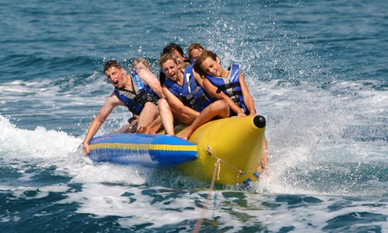 Enjoy Tubing Rides In Medulin, Croatia