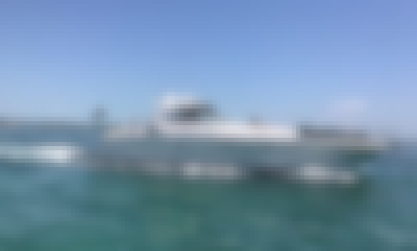 58 foot luxury yacht! Cruise the Miami Bay in Style!