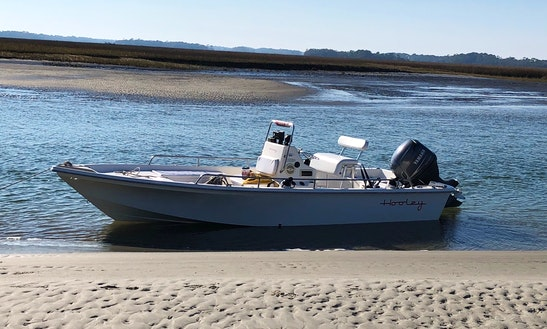 Center Console Rental In Folly Beach