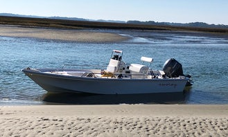 The sandbar explorer, lets go find our own private island!