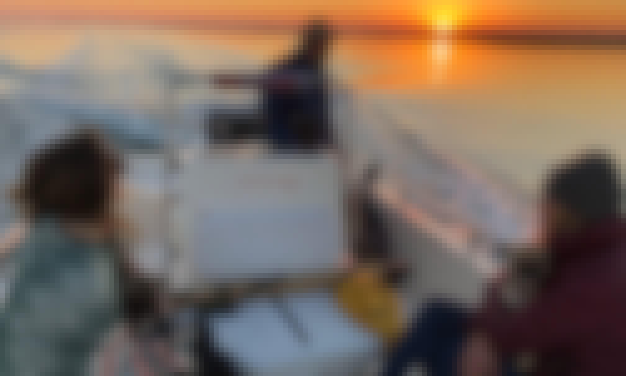 Book the 21' Sea Pro Center Console with Captain Christian in Folly Beach, South Carolina