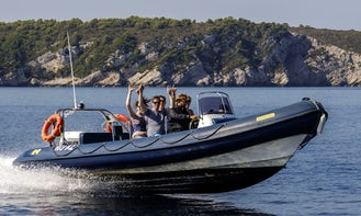 Charter a Rigid Inflatable Boat With Skipper In Komiza, Croatia