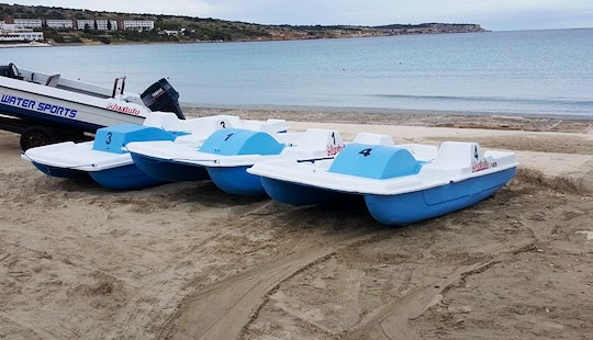 Rent A Paddle Boat In Mellieħa, Malta