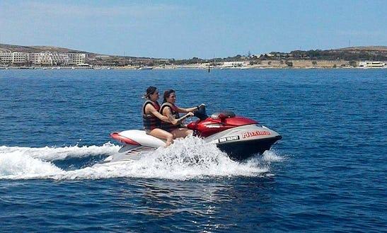 Rent A Jet Ski In Mellieħa, Malta