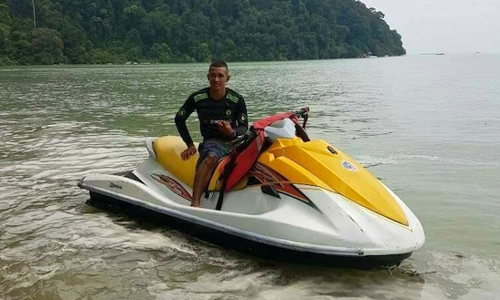Rent A Jet Ski In Penang, Malaysia