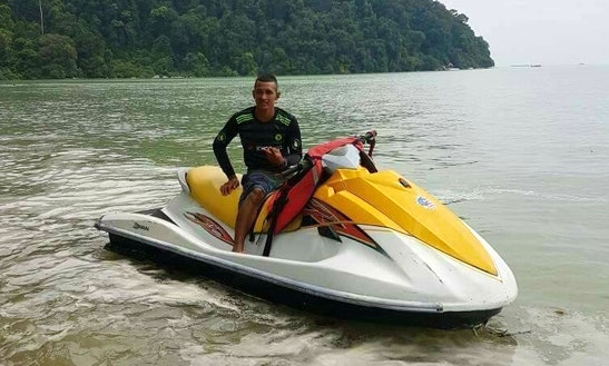 Rent A Jet Ski In Penang, Malaysia