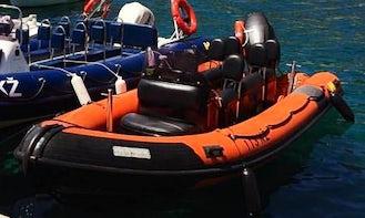 Charter a 12 Person Rigid Inflatable Boat In Komiza, Croatia