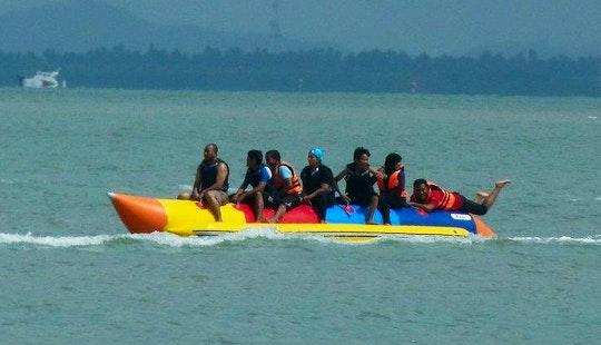 Enjoy Tubing In Penang, Malaysia