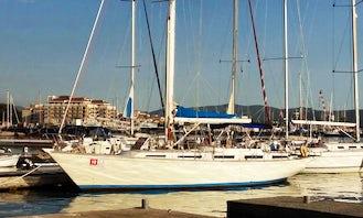 Charter 51' Compass 47 Cruising Monohull in Tivat, Montenegro