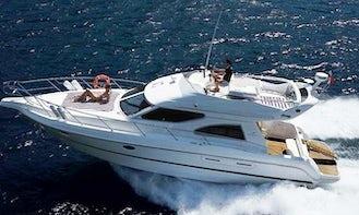 MAJESTY 50'' Flybridge Motor Yacht in Budva, Montenegro