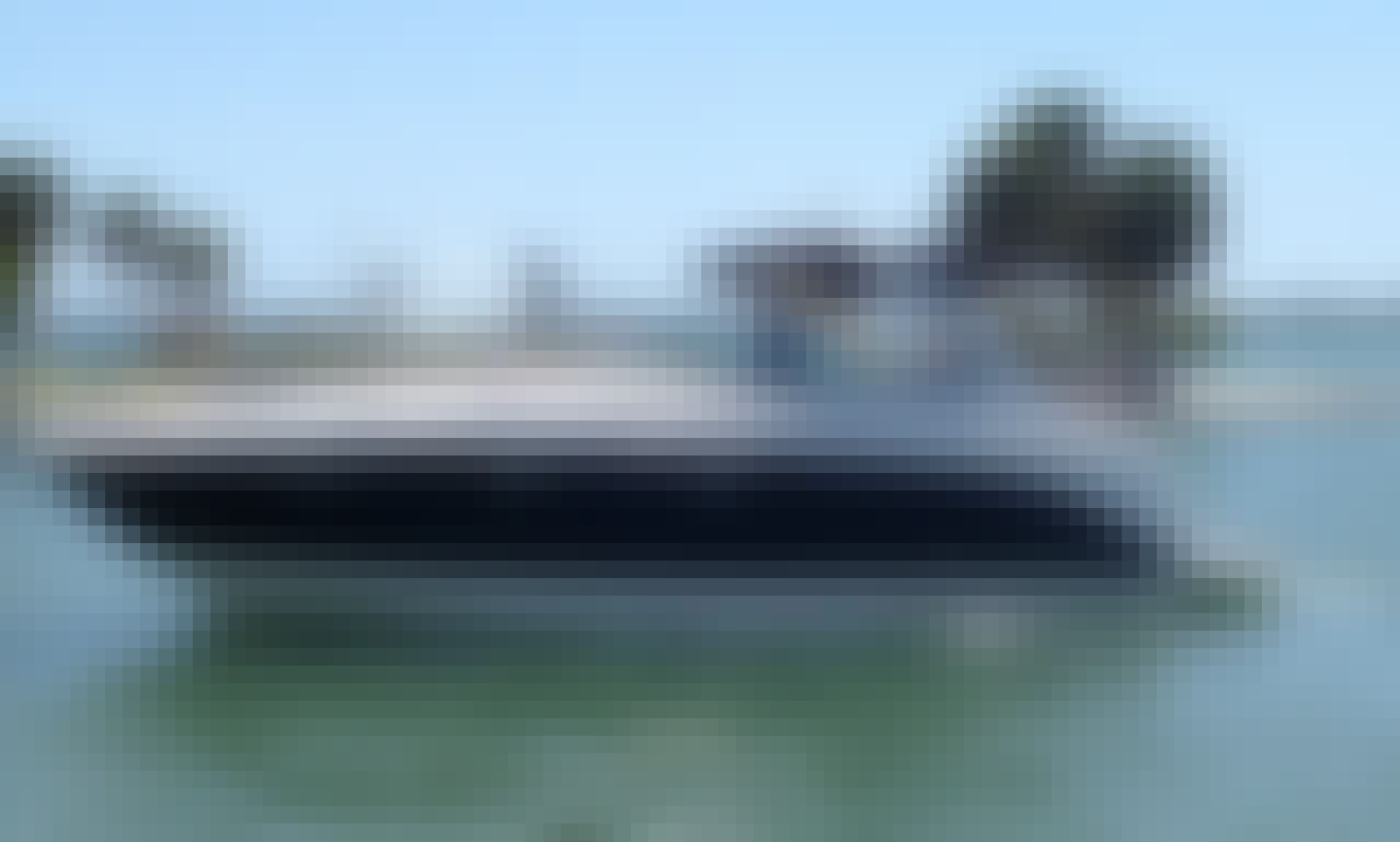 Charter 37' Chaparral Signature Motor Yacht in Budva, Montenegro